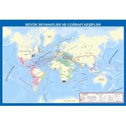Coğrafi Keşifler Haritası