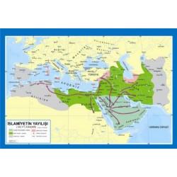 İslamiyetin Yayılışı Haritası